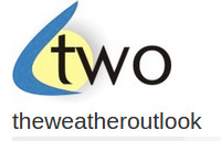The Weather Outlook Logo